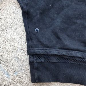 lululemon athletica Tops - Black Lululemon hoodie